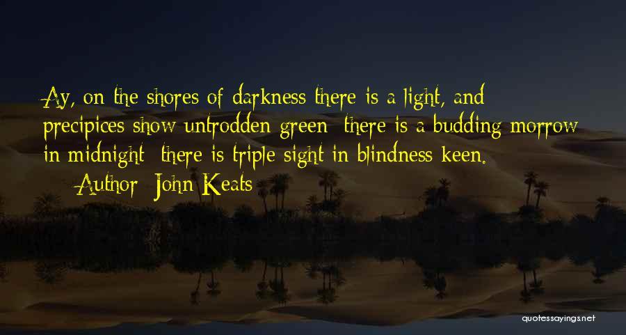 Precipices Quotes By John Keats