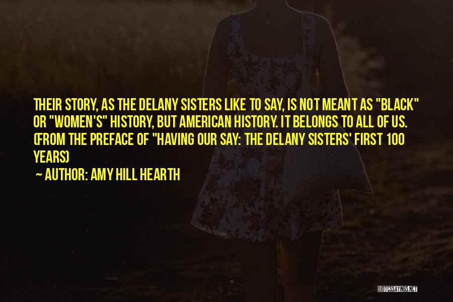 Preface Quotes By Amy Hill Hearth