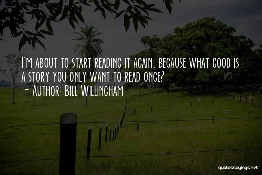 Preface Quotes By Bill Willingham