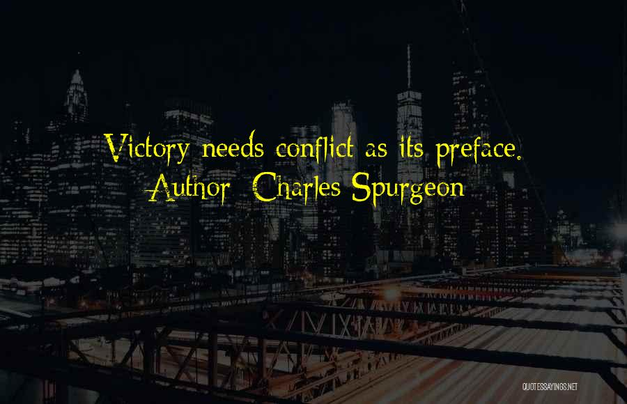 Preface Quotes By Charles Spurgeon