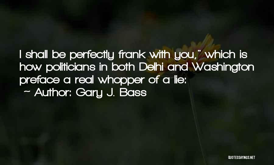 Preface Quotes By Gary J. Bass
