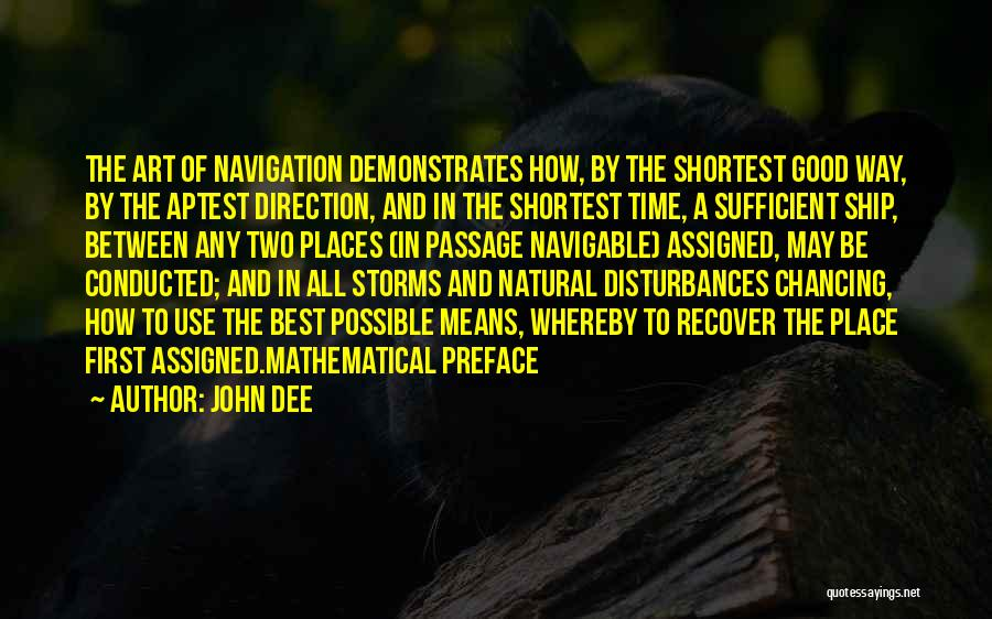 Preface Quotes By John Dee
