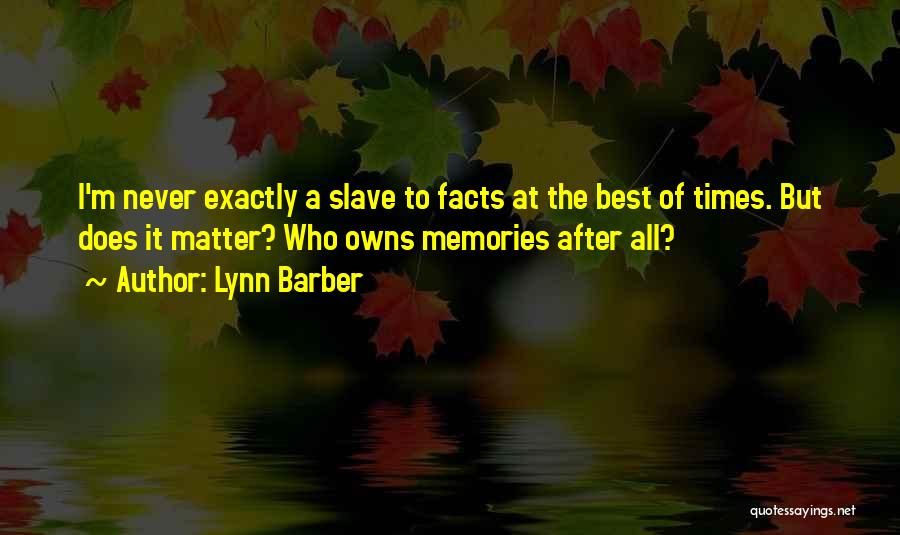 Preface Quotes By Lynn Barber