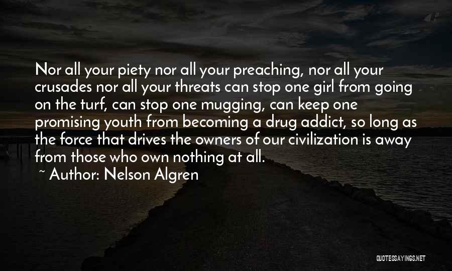 Preface Quotes By Nelson Algren