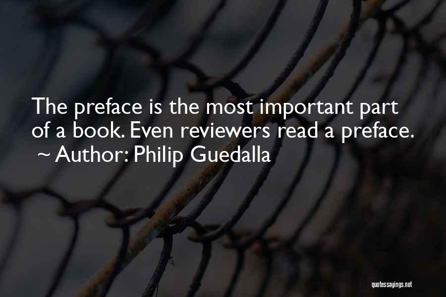 Preface Quotes By Philip Guedalla