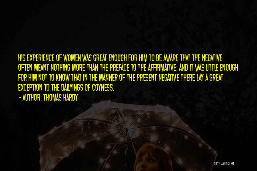 Preface Quotes By Thomas Hardy