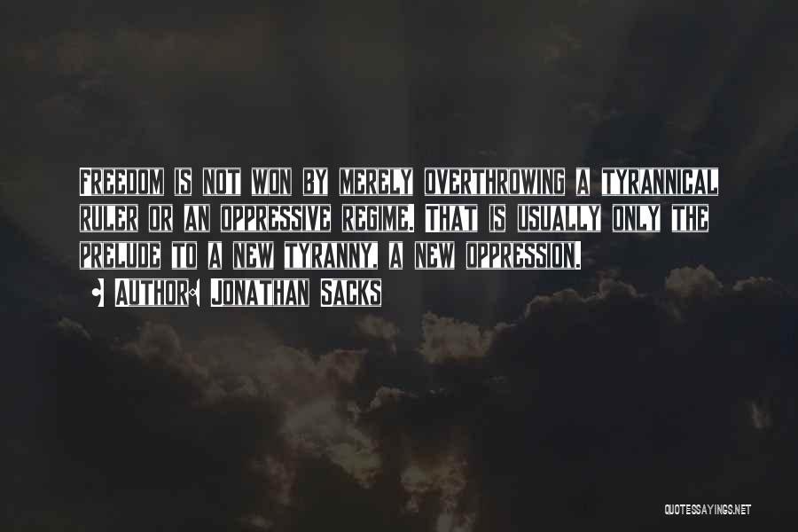 Prelude Quotes By Jonathan Sacks