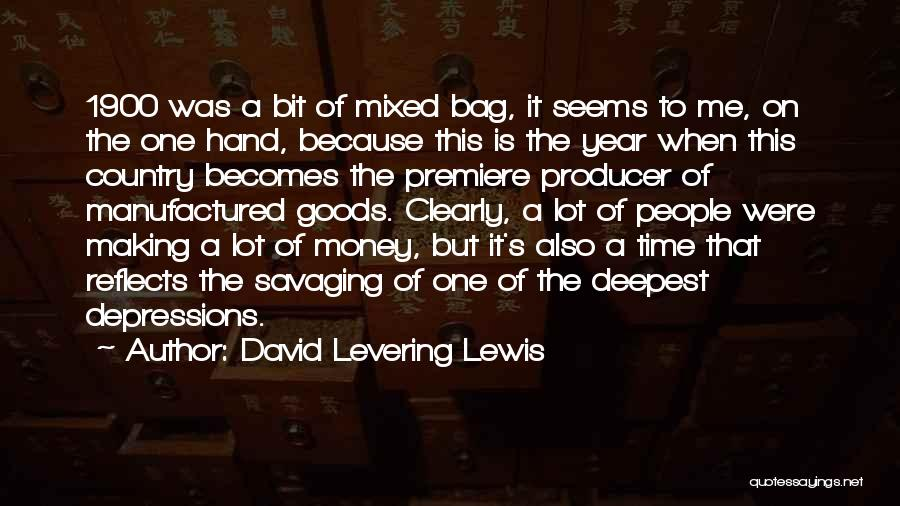 Premiere Quotes By David Levering Lewis
