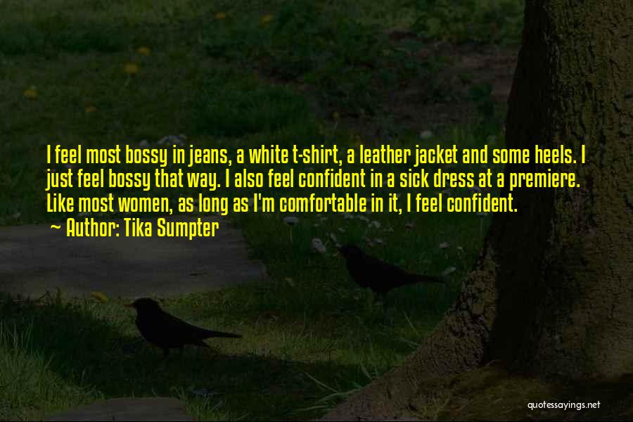 Premiere Quotes By Tika Sumpter