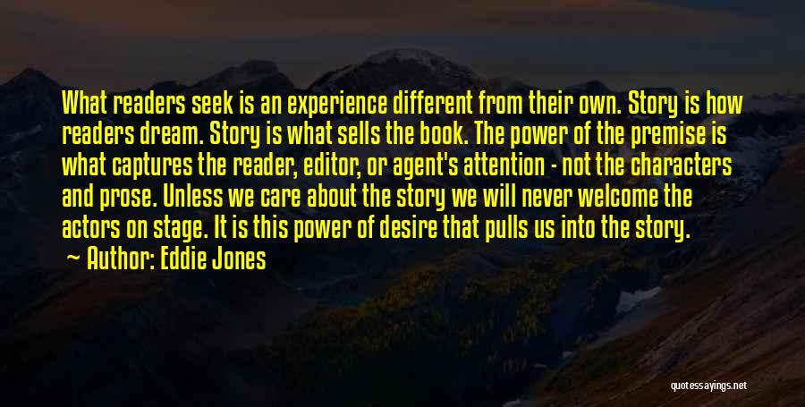 Premise Quotes By Eddie Jones