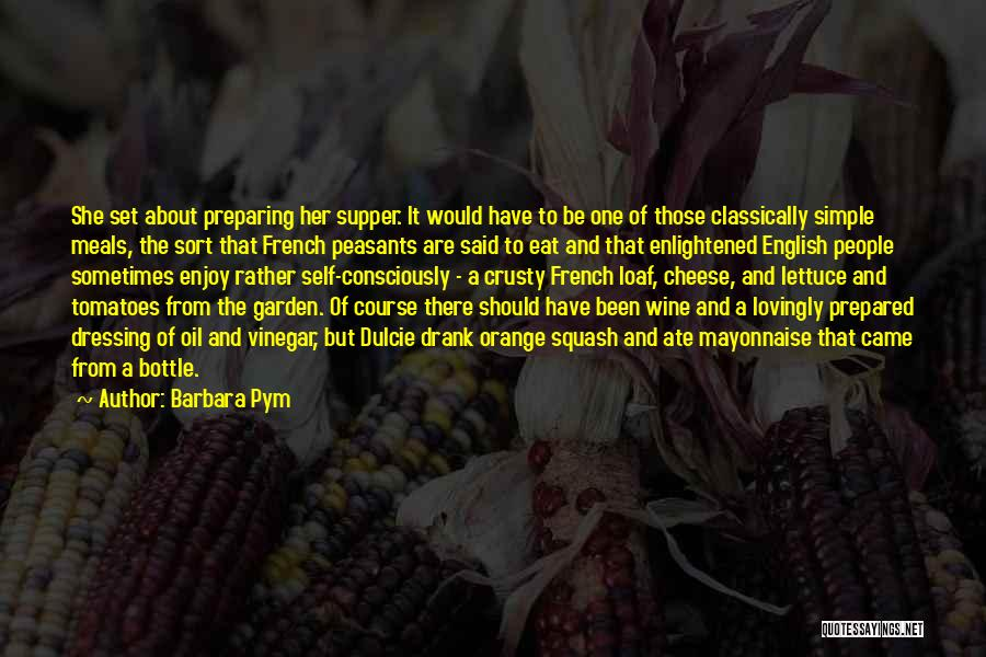 Preparing Quotes By Barbara Pym