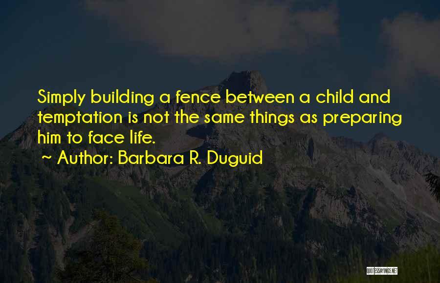 Preparing Quotes By Barbara R. Duguid