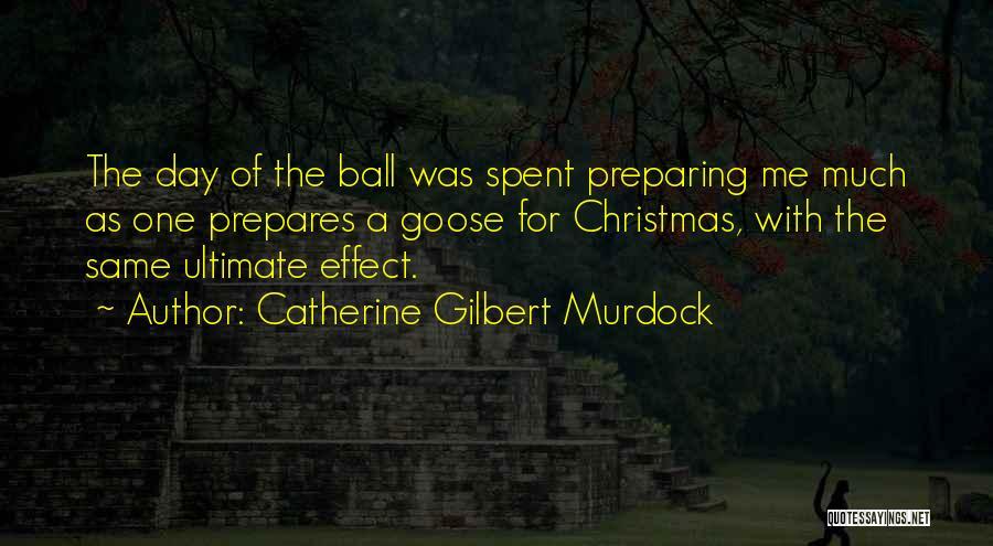 Preparing Quotes By Catherine Gilbert Murdock