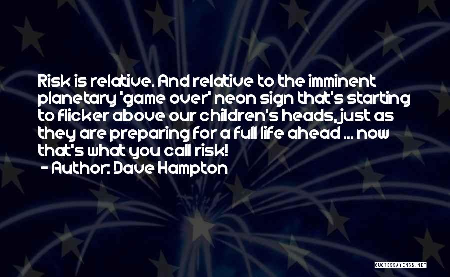 Preparing Quotes By Dave Hampton