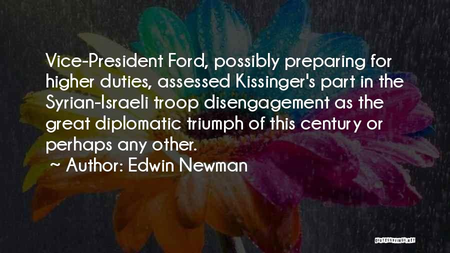 Preparing Quotes By Edwin Newman
