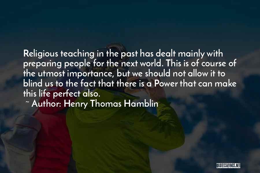 Preparing Quotes By Henry Thomas Hamblin