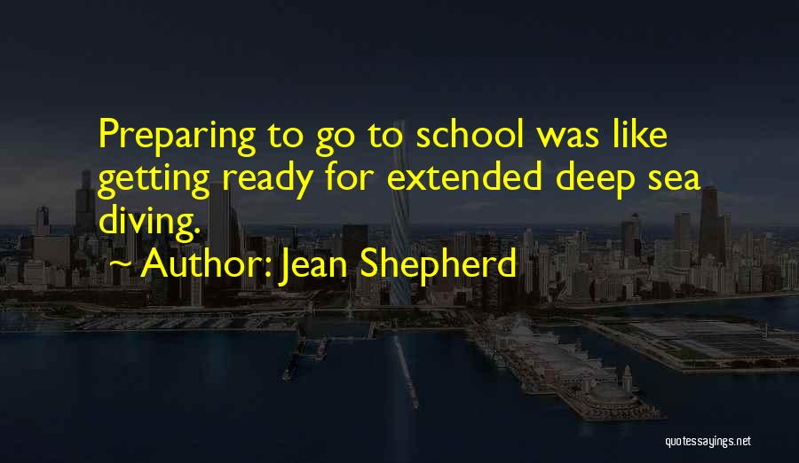 Preparing Quotes By Jean Shepherd