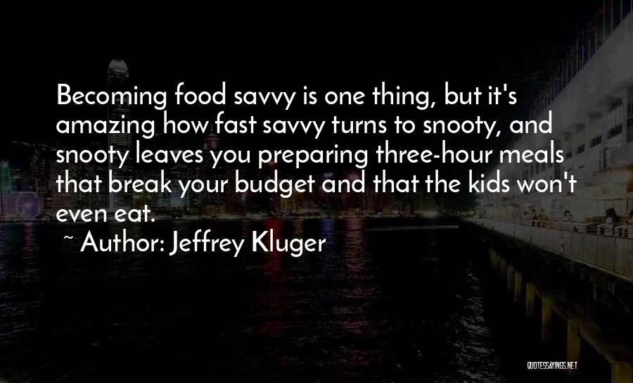 Preparing Quotes By Jeffrey Kluger
