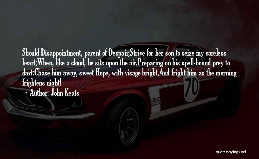 Preparing Quotes By John Keats