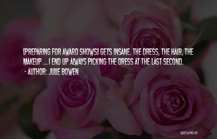 Preparing Quotes By Julie Bowen