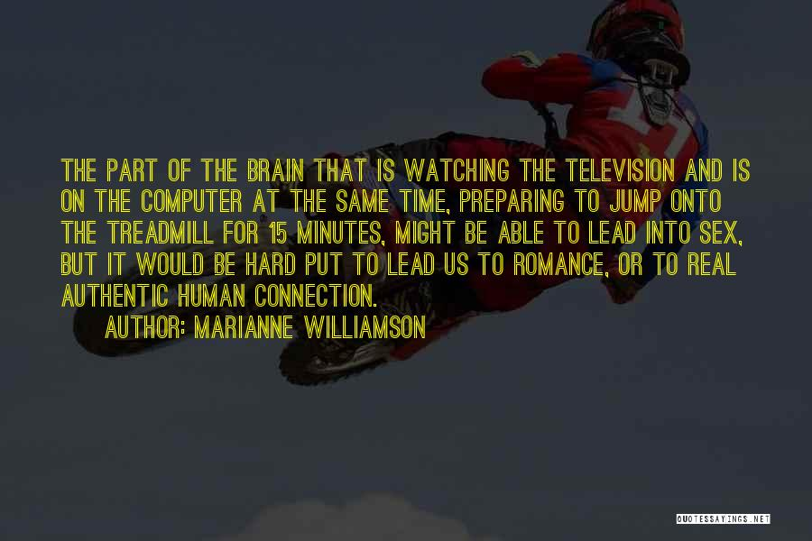 Preparing Quotes By Marianne Williamson