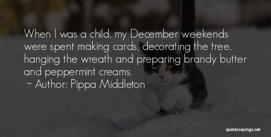 Preparing Quotes By Pippa Middleton
