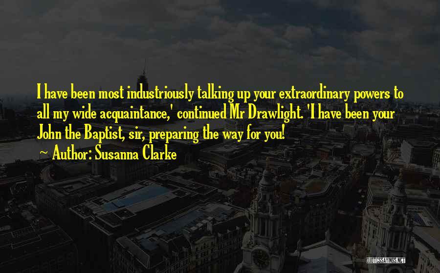 Preparing Quotes By Susanna Clarke