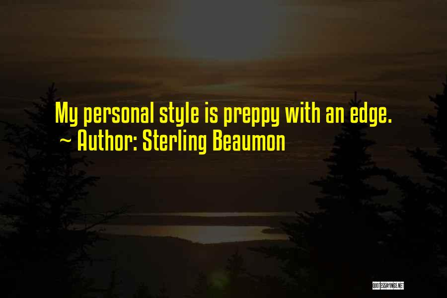 Top 7 Quotes Sayings About Preppy Style