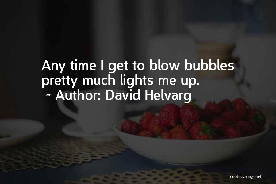 Pretty Lights Quotes By David Helvarg