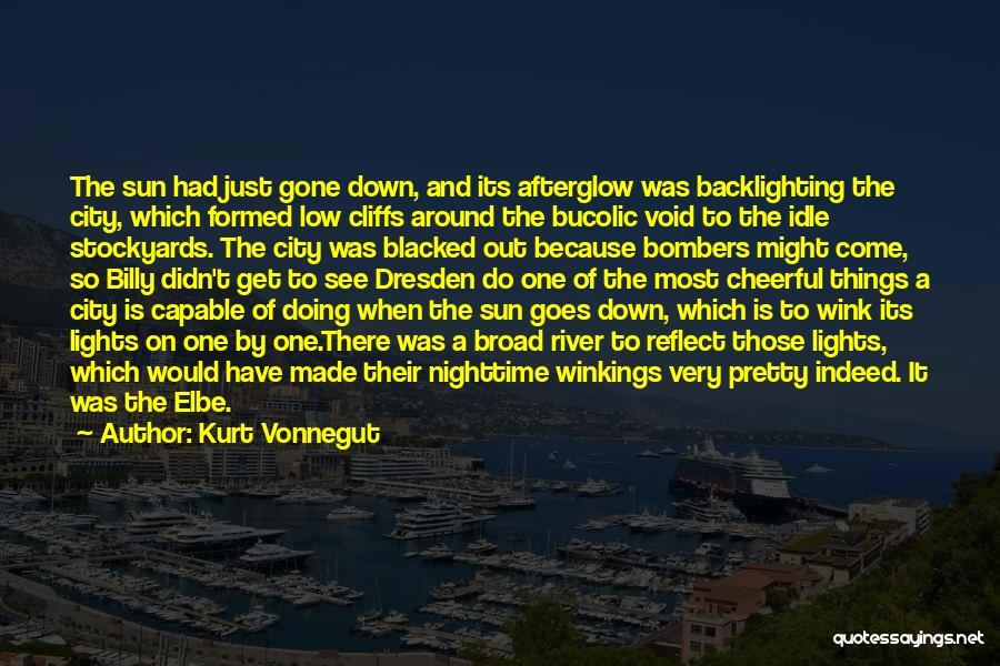 Pretty Lights Quotes By Kurt Vonnegut
