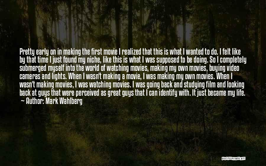 Pretty Lights Quotes By Mark Wahlberg