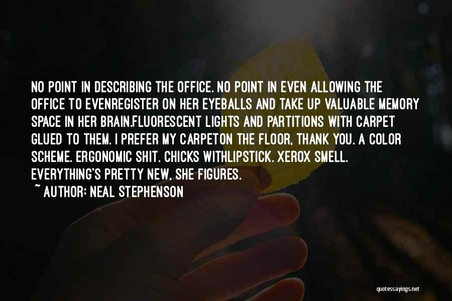 Pretty Lights Quotes By Neal Stephenson