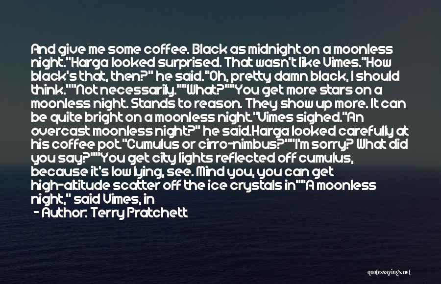 Pretty Lights Quotes By Terry Pratchett