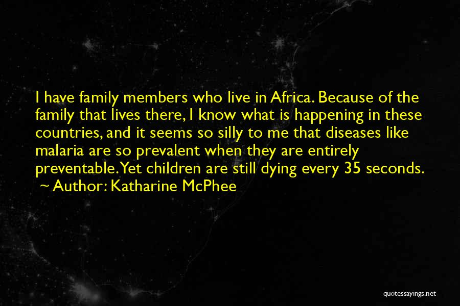 Preventable Diseases Quotes By Katharine McPhee