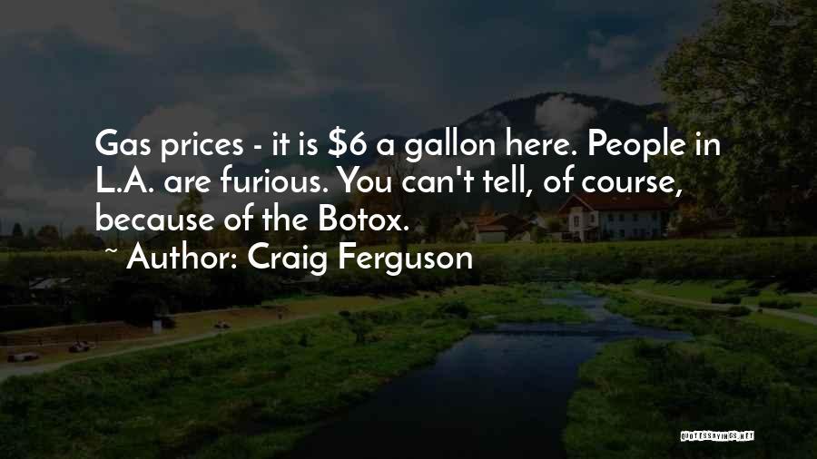 Prices Quotes By Craig Ferguson