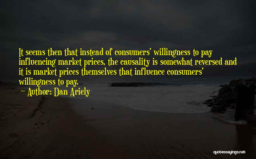 Prices Quotes By Dan Ariely