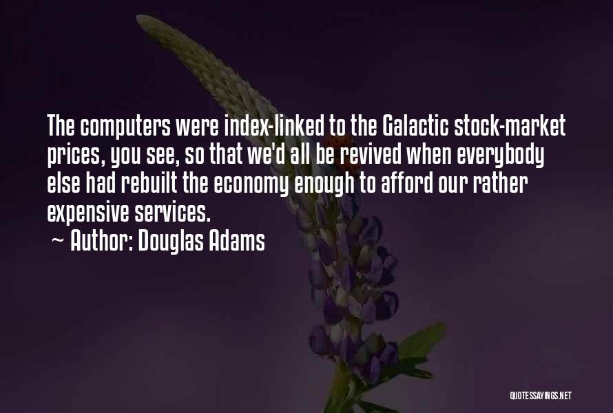 Prices Quotes By Douglas Adams