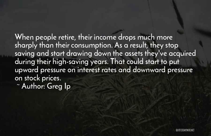 Prices Quotes By Greg Ip