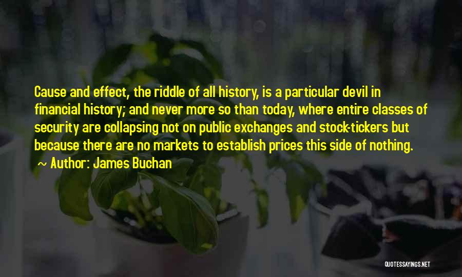 Prices Quotes By James Buchan