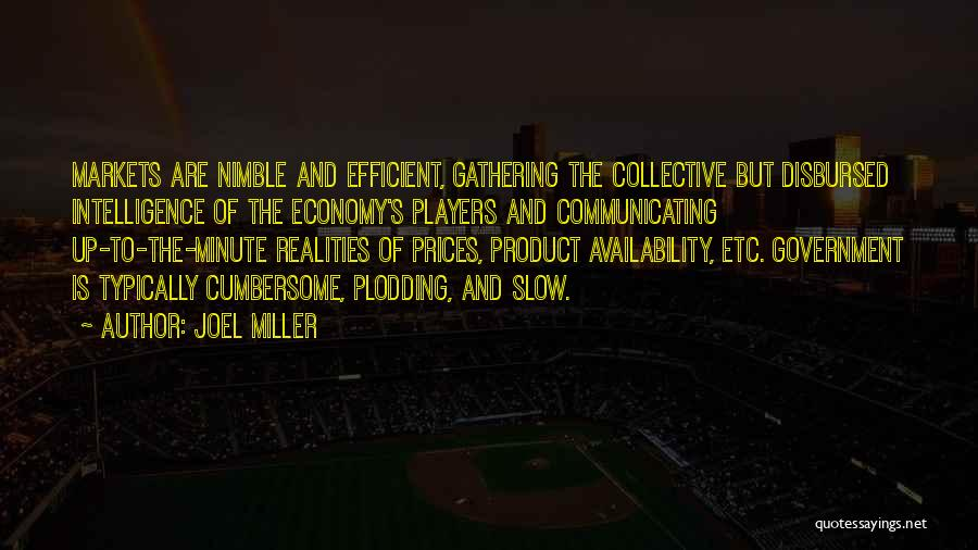 Prices Quotes By Joel Miller