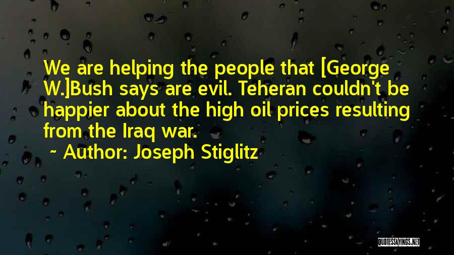 Prices Quotes By Joseph Stiglitz