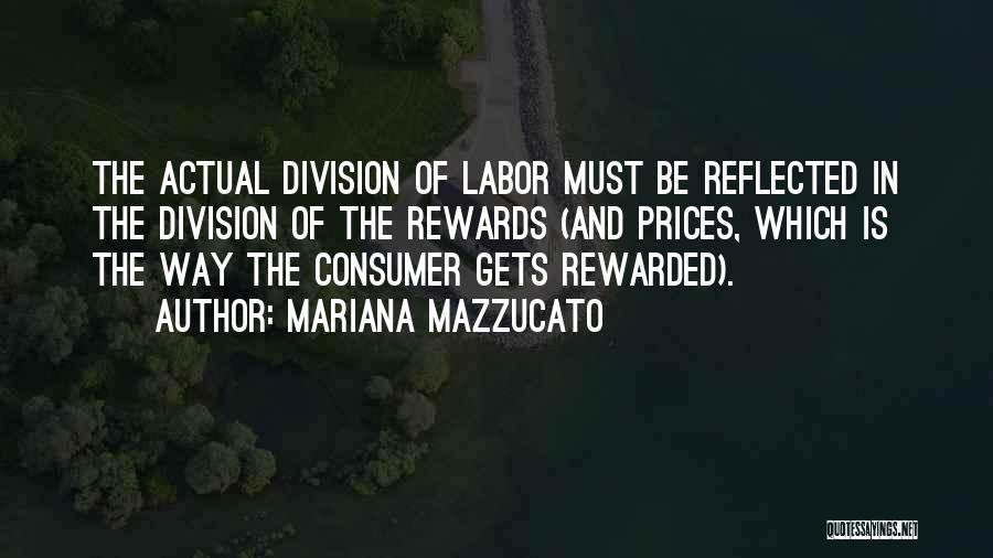 Prices Quotes By Mariana Mazzucato