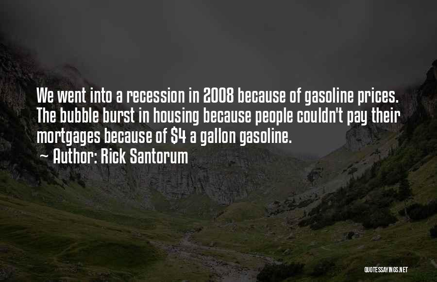 Prices Quotes By Rick Santorum