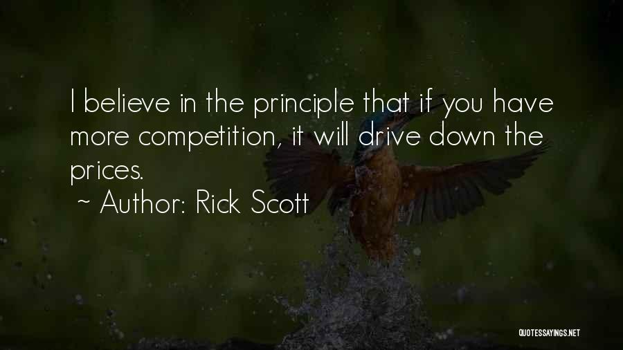Prices Quotes By Rick Scott