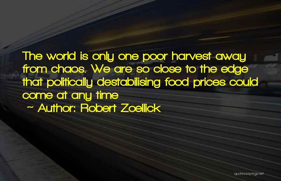 Prices Quotes By Robert Zoellick