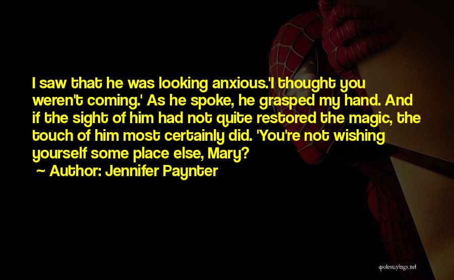 Pride Of Love Quotes By Jennifer Paynter