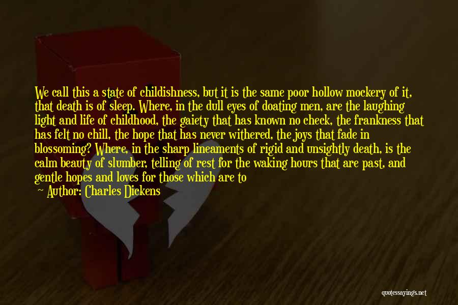 Pride To The Side Quotes By Charles Dickens