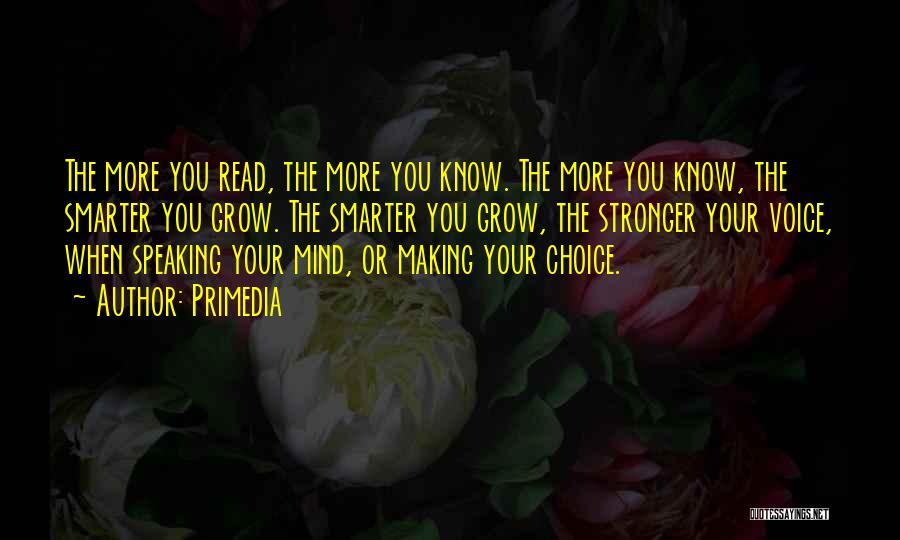 Primedia Quotes 1311163