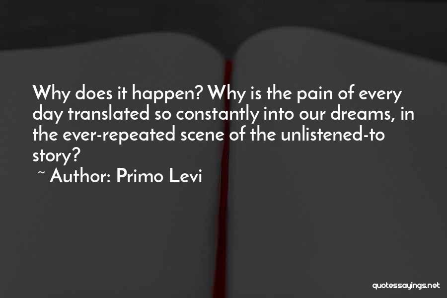 Primo Levi If Not Now When Quotes By Primo Levi