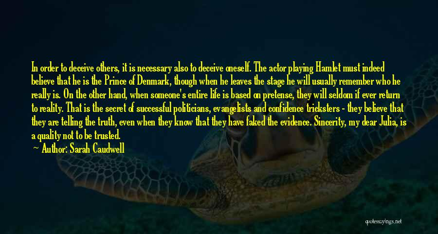 Prince Of Denmark Quotes By Sarah Caudwell